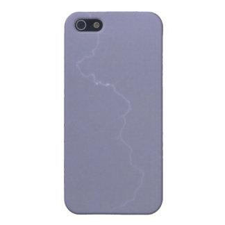 Caja de la mota de Iphone 4/4s del relámpago iPhone 5 Funda