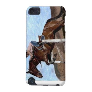 Caja de la mota de iPod del puente del caballo Carcasa Para iPod Touch 5G