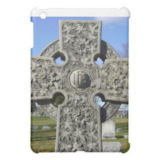 Caja de la mota de la cruz céltica
