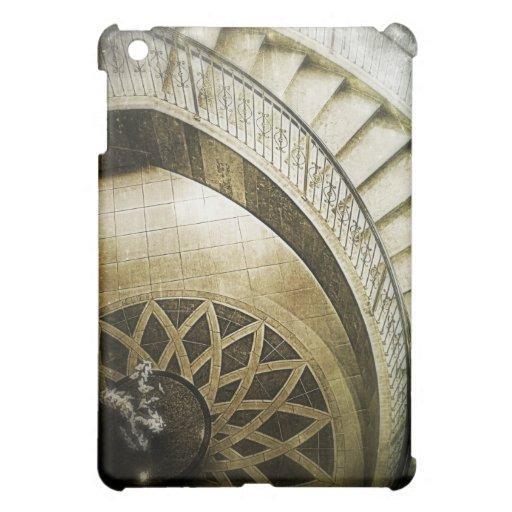 """Caja de la mota de la """"escalera espiral"""""""