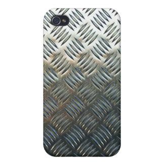 Caja de la mota de la placa iPhone4 del diamante iPhone 4 Carcasa
