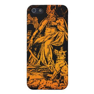 Caja de la mota de Odin iPhone 5 Fundas