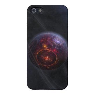 Caja de la mota de Phraxis (iPhone 4) iPhone 5 Carcasas