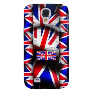 Caja de la mota de Union Jack Iphone 3G/3GS Funda Para Galaxy S4