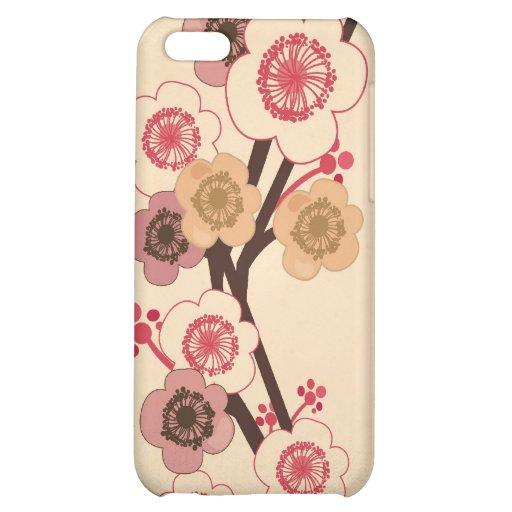Caja de la mota del árbol de la flor de cerezo del