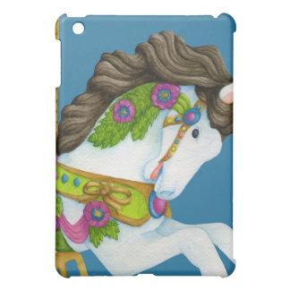 Caja de la mota del caballo del carrusel de Gayle