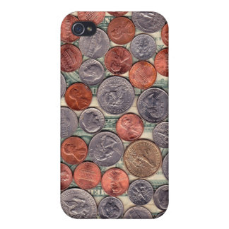 Caja de la mota del cambio del bolsillo iPhone 4 protector
