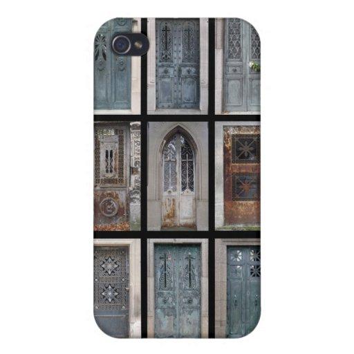 Caja de la mota del cementerio de Père Lachaise iPhone 4/4S Carcasa