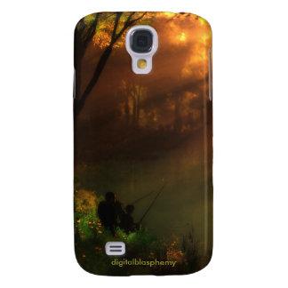 Caja de la mota del consuelo (iPhone 3G/S) Funda Para Galaxy S4