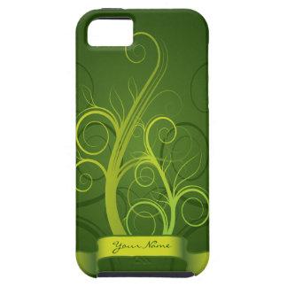 Caja de la mota del diseño gráfico 10 iPhone 5 Case-Mate cárcasa