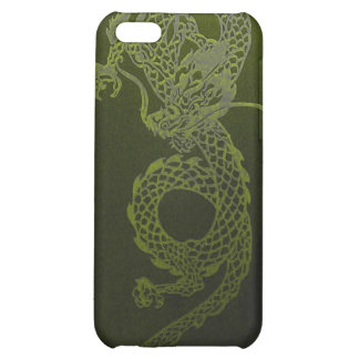 Caja de la mota del dragón verde