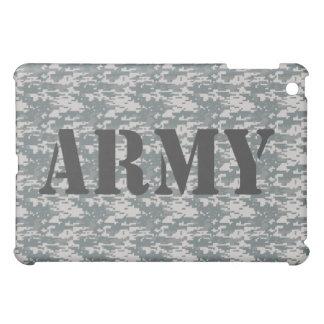 Caja de la mota del ejército del camuflaje