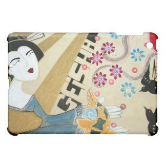 Caja de la mota del geisha