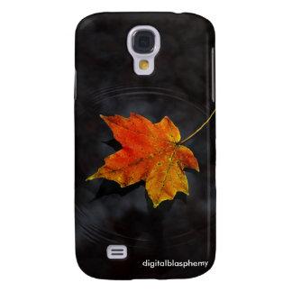 Caja de la mota del Haiku (iPhone 3GS) Funda Para Galaxy S4