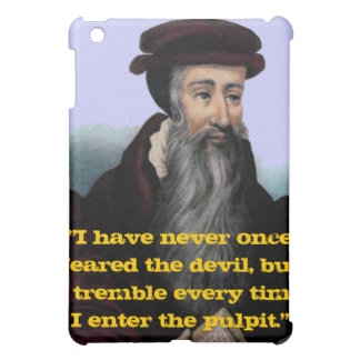 Caja de la mota del iPad de John Knox