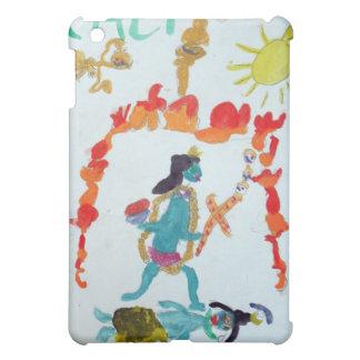 Caja de la mota del iPad de Kali