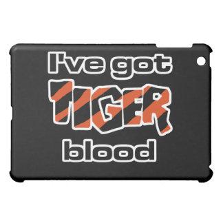 Caja de la mota del iPad de la sangre del tigre mi