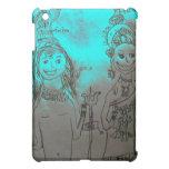 Caja de la mota del iPad de Shiva y de Parvati