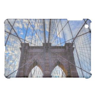 caja de la mota del iPad -- Puente de Brooklyn