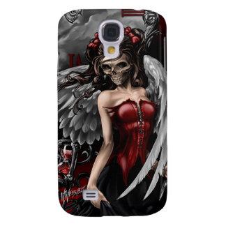 Caja de la mota del iPhone 3g de GothicAngel Funda Para Galaxy S4