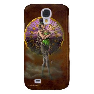 Caja de la mota del iPhone 3G de la medusa de Stea Funda Para Galaxy S4