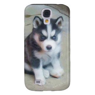 Caja de la mota del iphone 3G del perrito del husk