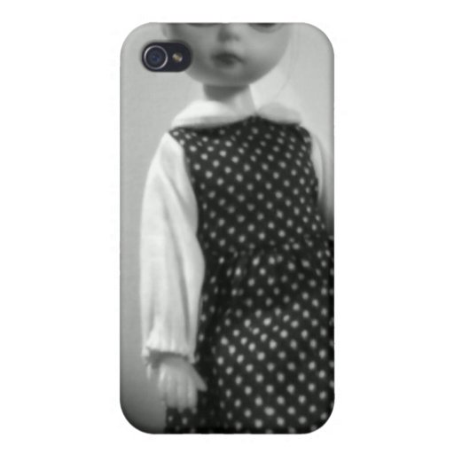 """Caja de la mota del iPhone 4/4S de la """"muñeca iPhone 4 Carcasas"""
