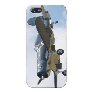 Caja de la mota del iPhone 4 4S del corsario de F4 iPhone 5 Protectores