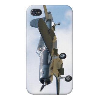 Caja de la mota del iPhone 4 4S del corsario de F4 iPhone 4 Funda