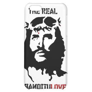 Caja de la mota del iPhone 4/4S del Jesucristo