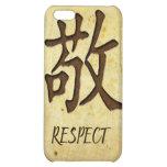 Caja de la mota del iPhone 4/4S del respecto