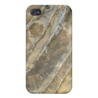 Caja de la mota del iPhone 4 de la piedra arenisca iPhone 4/4S Funda
