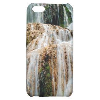 Caja de la mota del iPhone 4 de las cascadas III d