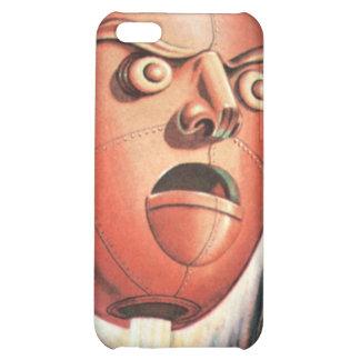 Caja de la mota del iPhone 4 de los hombres del ro