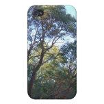 Caja de la mota del iPhone 4 del árbol del Arbutus iPhone 4 Carcasa