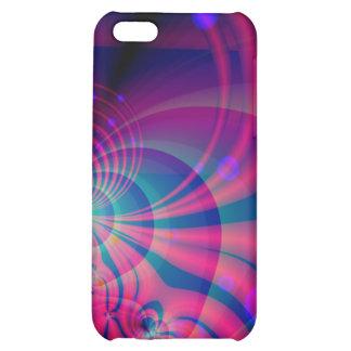 Caja de la mota del iPhone 4 del arte del fractal