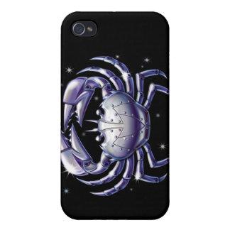 Caja de la mota del iPhone 4 del cáncer de la astr iPhone 4 Carcasas