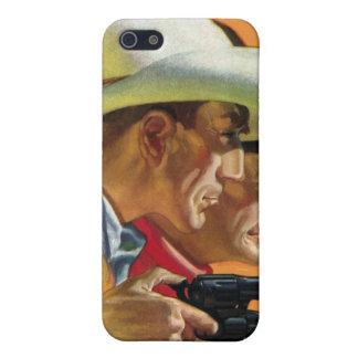 Caja de la mota del iPhone de dos gorras iPhone 5 Fundas