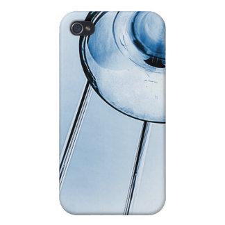 Caja de la mota del iphone de la imagen del Trombo iPhone 4/4S Fundas