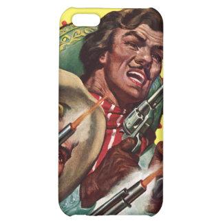 Caja de la mota del iPhone de las pistolas del due