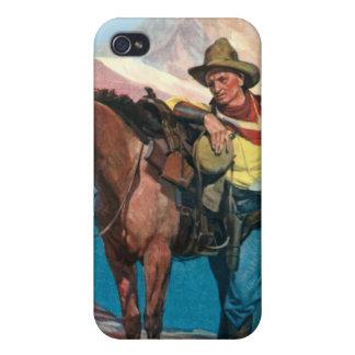 Caja de la mota del iPhone del viaje de la montaña iPhone 4/4S Carcasa