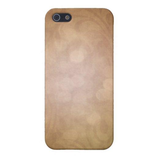 caja de la mota del ipone de la textura iPhone 5 carcasas