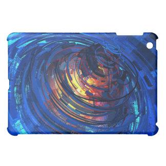 Caja de la mota del mecanismo para el iPad