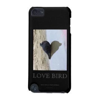 Caja de la mota del pájaro del amor