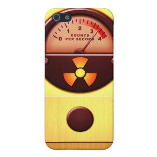 Caja de la mota del probador iPhone 5 carcasas