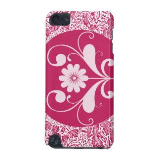 Caja de la mota del tacto de iPod de las rosas Funda Para iPod Touch 5G