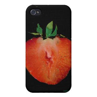 Caja de la mota del teléfono celular iPhone 4 fundas