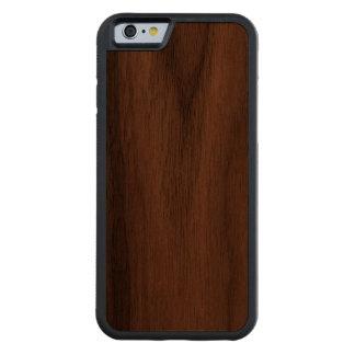 caja de la nuez del iphone 6 (marrón) funda de iPhone 6 bumper nogal