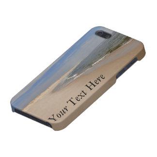 Caja de la orilla de NJ iPhone 5 Fundas