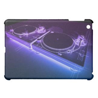 caja de la placa giratoria de DJ 3D del iPad